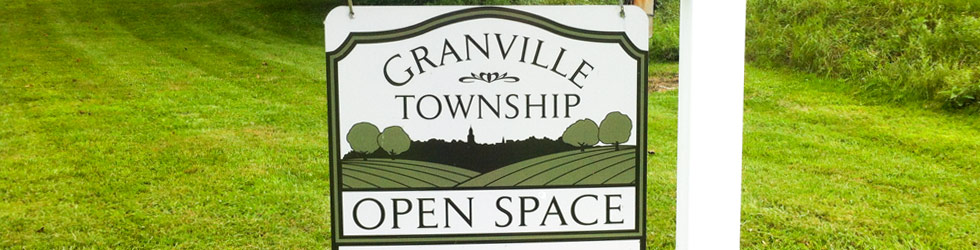 Logo Design - Granville Township Open Space